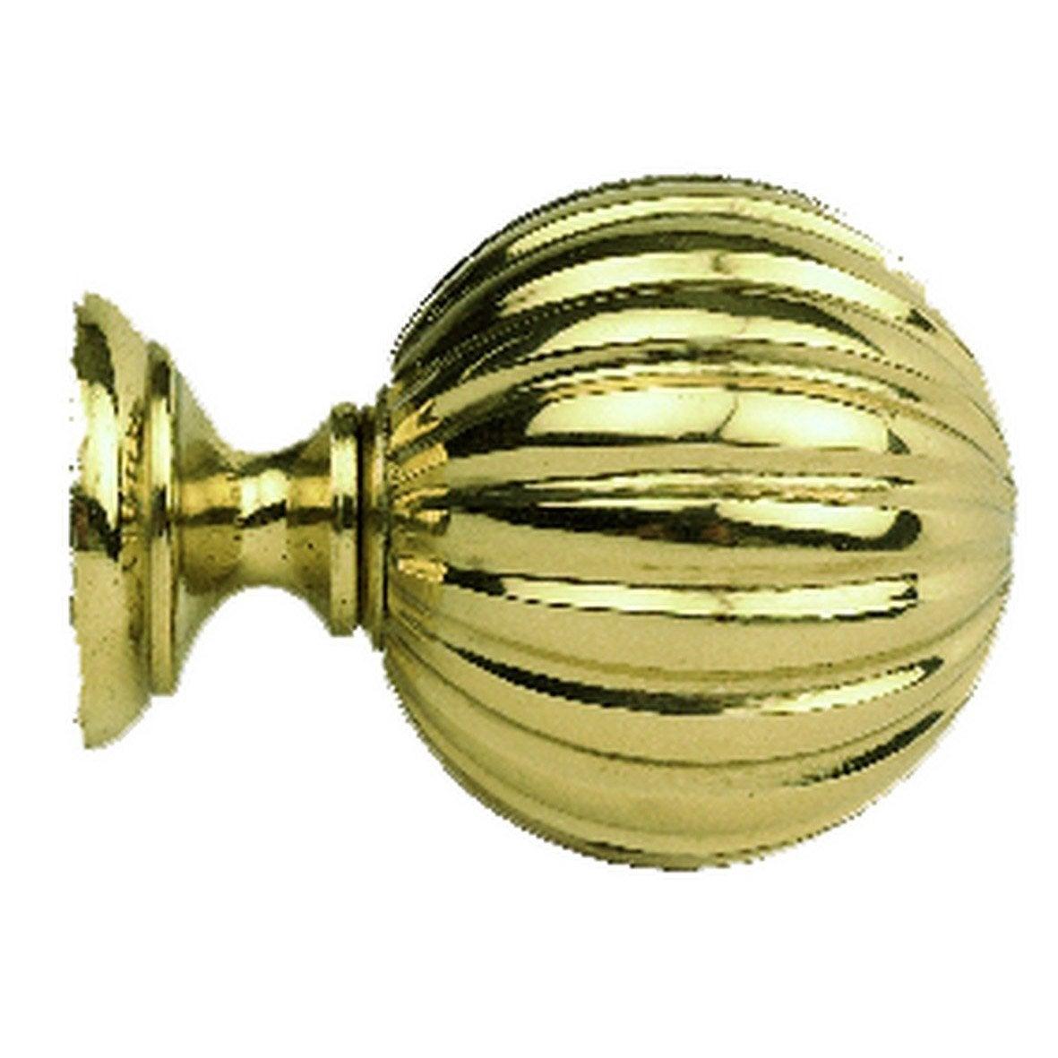 Embout boule inspire pour tringle rideau laitonn diam - Leroy merlin tringle rideau ...