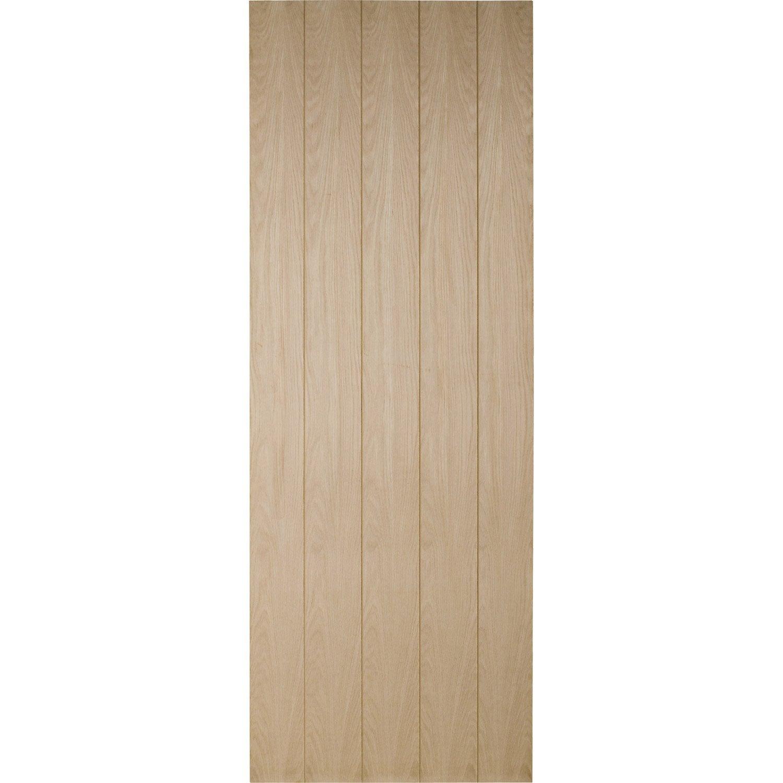 Porte coulissante detroit artens pleine 204 x 73 cm for Porte coulissante 73 cm