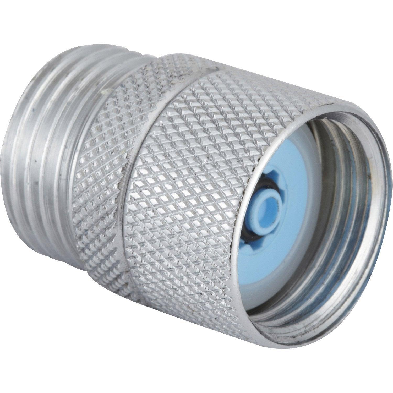 connecteur douche anti torsion conomie d 39 eau 50 leroy. Black Bedroom Furniture Sets. Home Design Ideas