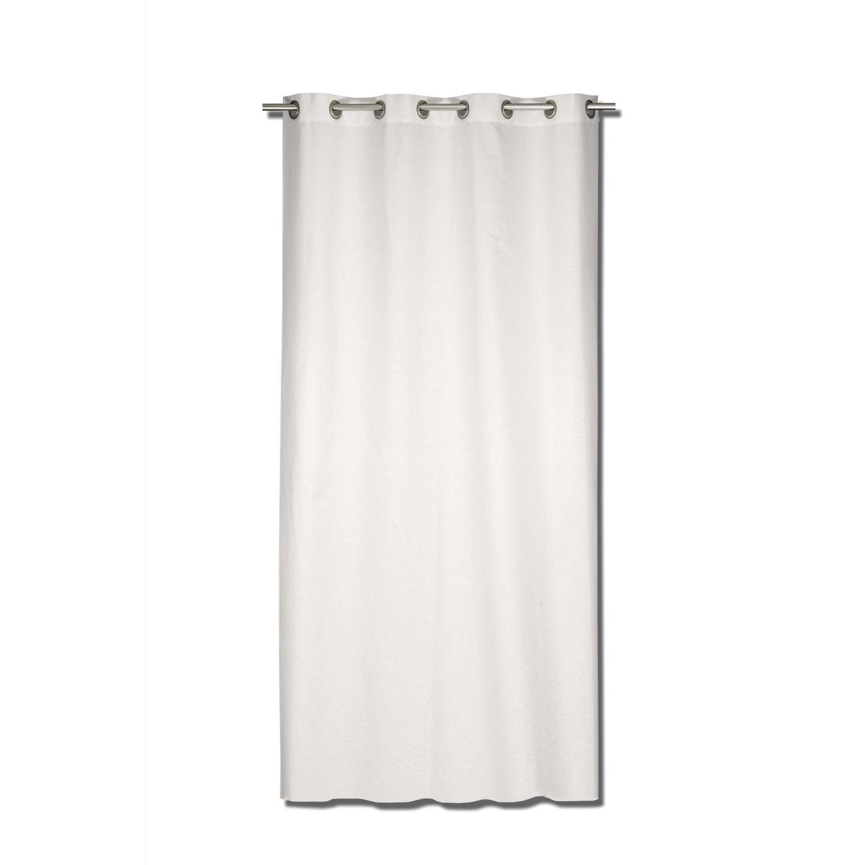 rideau tamisant grande hauteur neo lin x cm leroy merlin. Black Bedroom Furniture Sets. Home Design Ideas