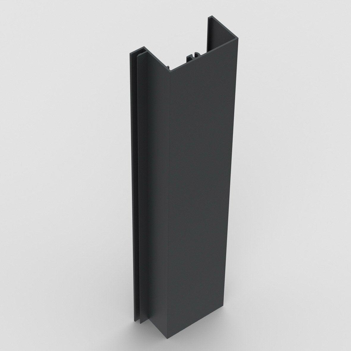 Tap e d 39 isolation pour porte d 39 entr e x cm aluminium excel - Isolation interieure leroy merlin ...