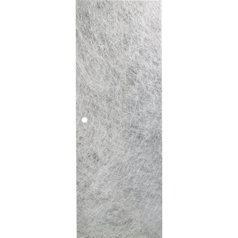 Porte coulissante verre feuillet madison artens 204 x 83 cm leroy merlin - Porte coulissante en verre leroy merlin ...