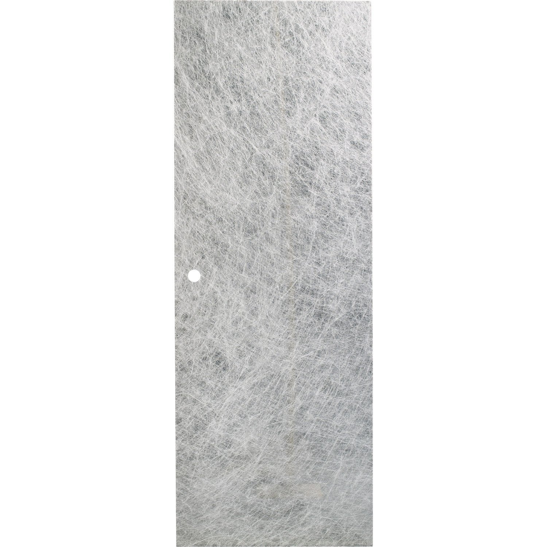 Porte coulissante verre feuillete madison artens 204 x 73 - Porte coulissante verre trempe leroy merlin ...