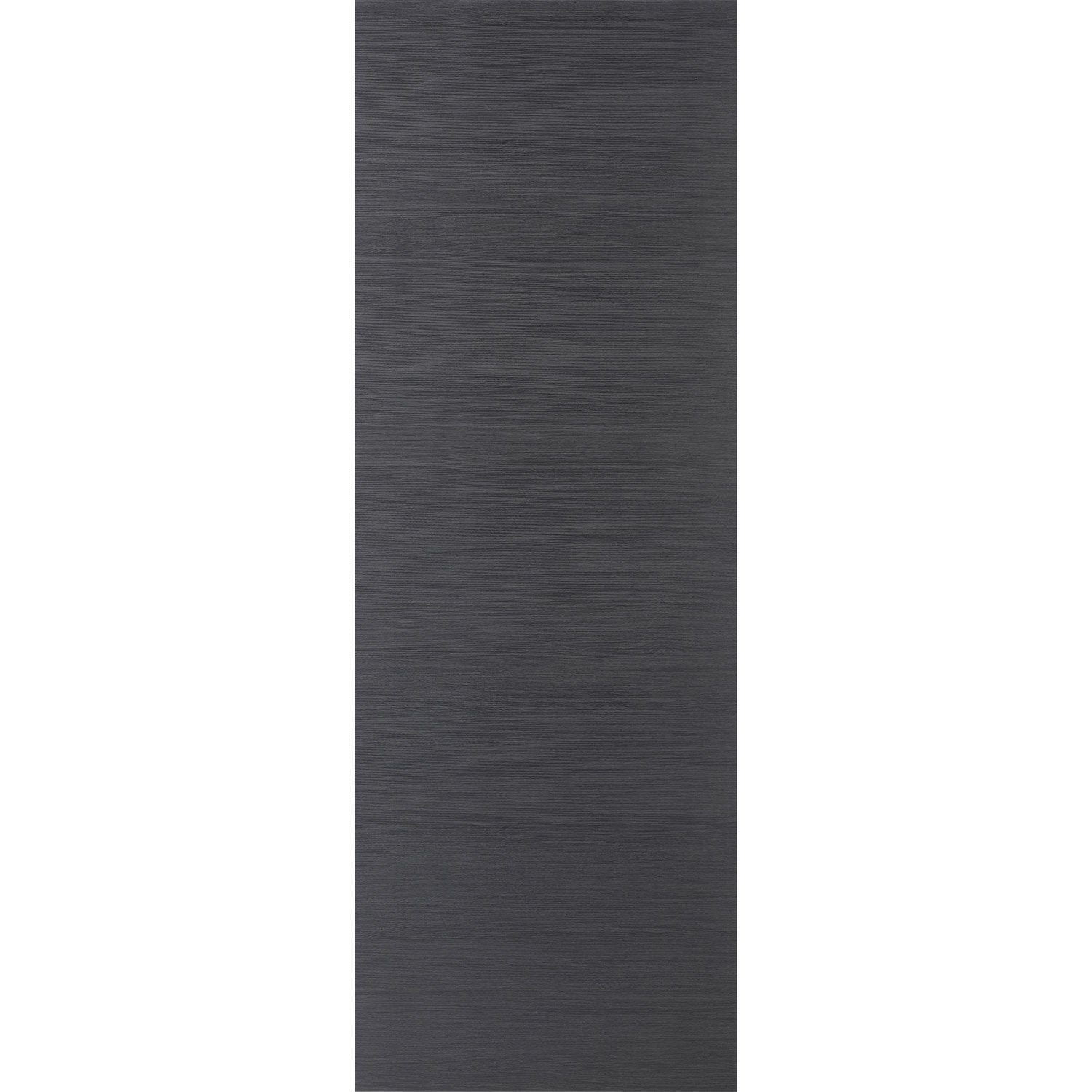 Porte coulissante rev tu d cor ch ne gris londres 204 x for Porte coulissante salon 140 cm