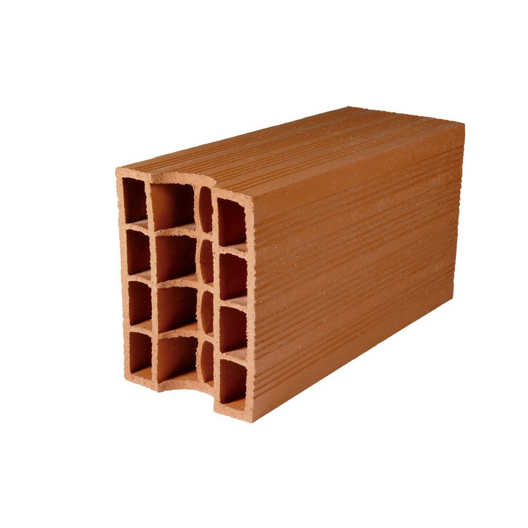 brique creuse 20x20x50 cm leroy merlin. Black Bedroom Furniture Sets. Home Design Ideas