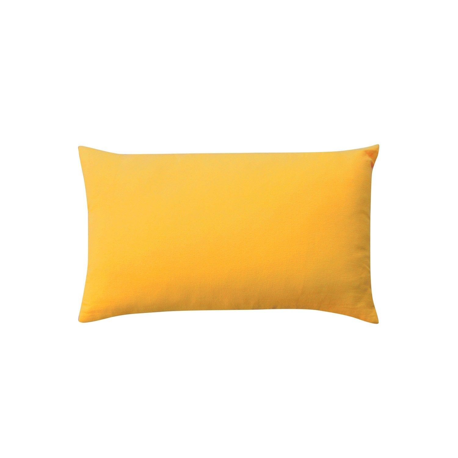 Coussin l a inspire jaune x h 2 8 cm leroy merlin - Coussin leroy merlin ...