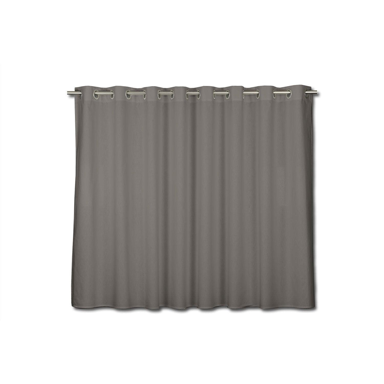 rideau gris leroy merlin maison design. Black Bedroom Furniture Sets. Home Design Ideas