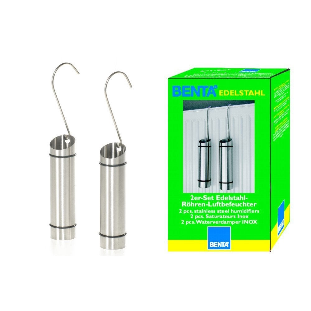 lot de 2 saturateurs tube inox inox 300 ml leroy merlin. Black Bedroom Furniture Sets. Home Design Ideas
