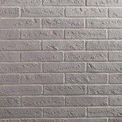 Plaquette de parement gris clair Elastolith