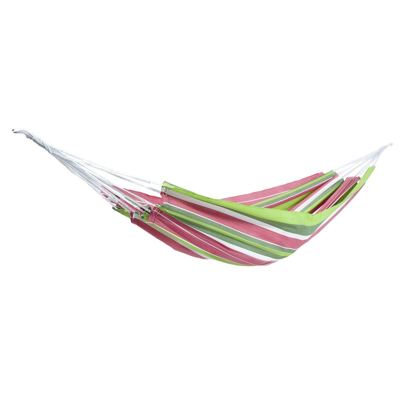 toile de hamac joia jobek vert rouge leroy merlin. Black Bedroom Furniture Sets. Home Design Ideas
