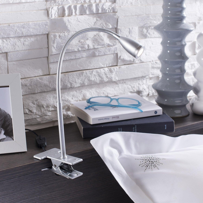 lampe de bureau a pince castorama. Black Bedroom Furniture Sets. Home Design Ideas