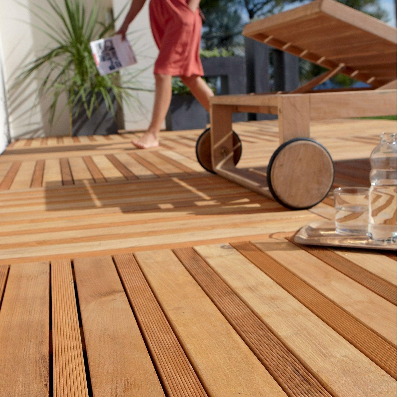 Dalles De Bois Pour Jardin dalles en bois composite dalle terrasses bois | maison begge