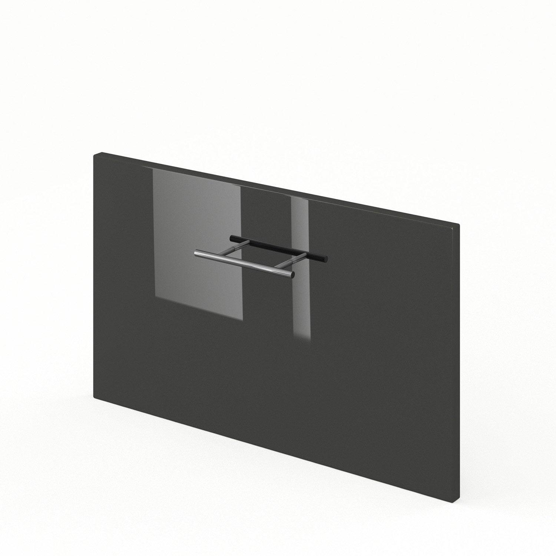 tiroir sous lave vaisselle de cuisine gris rio x h. Black Bedroom Furniture Sets. Home Design Ideas