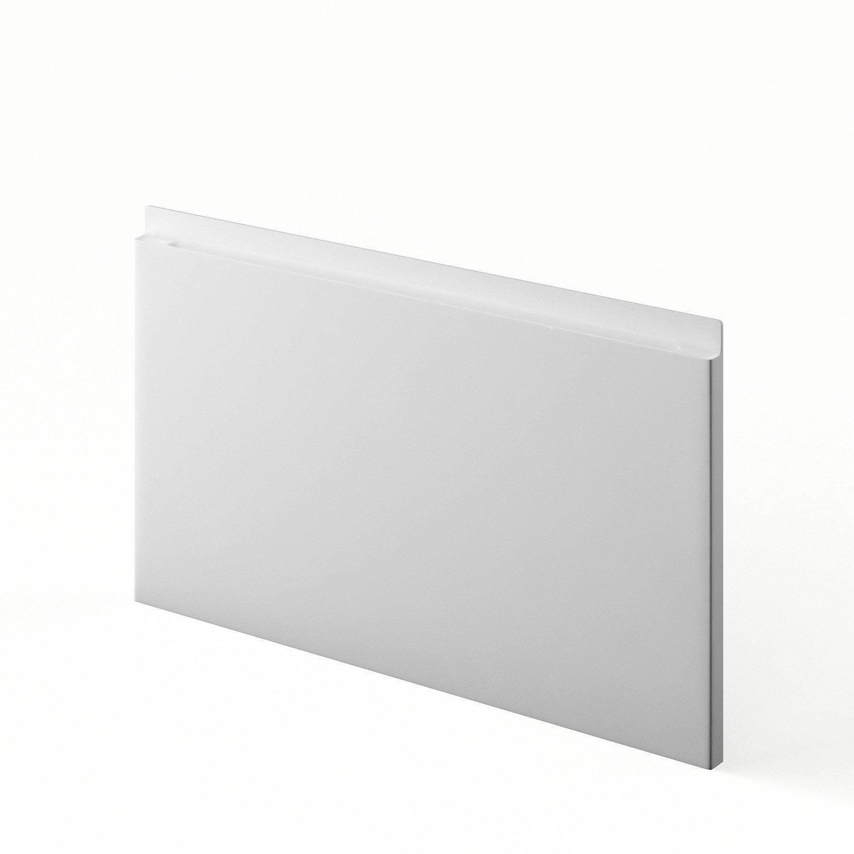 tiroir sous lave vaisselle de cuisine blanc graphic x x cm leroy merlin. Black Bedroom Furniture Sets. Home Design Ideas