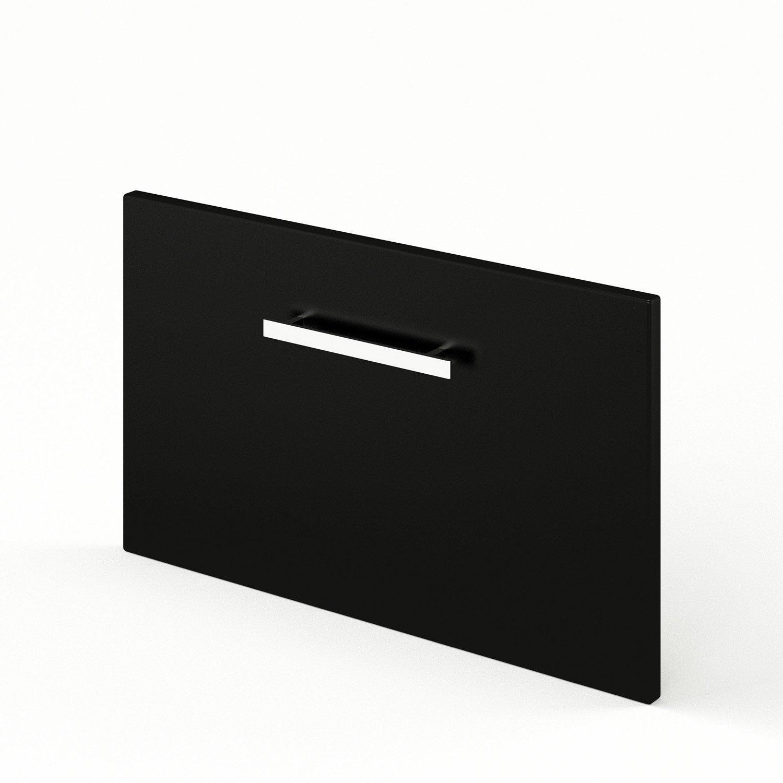 tiroir sous lave vaisselle de cuisine noir ddsh60 d lice. Black Bedroom Furniture Sets. Home Design Ideas