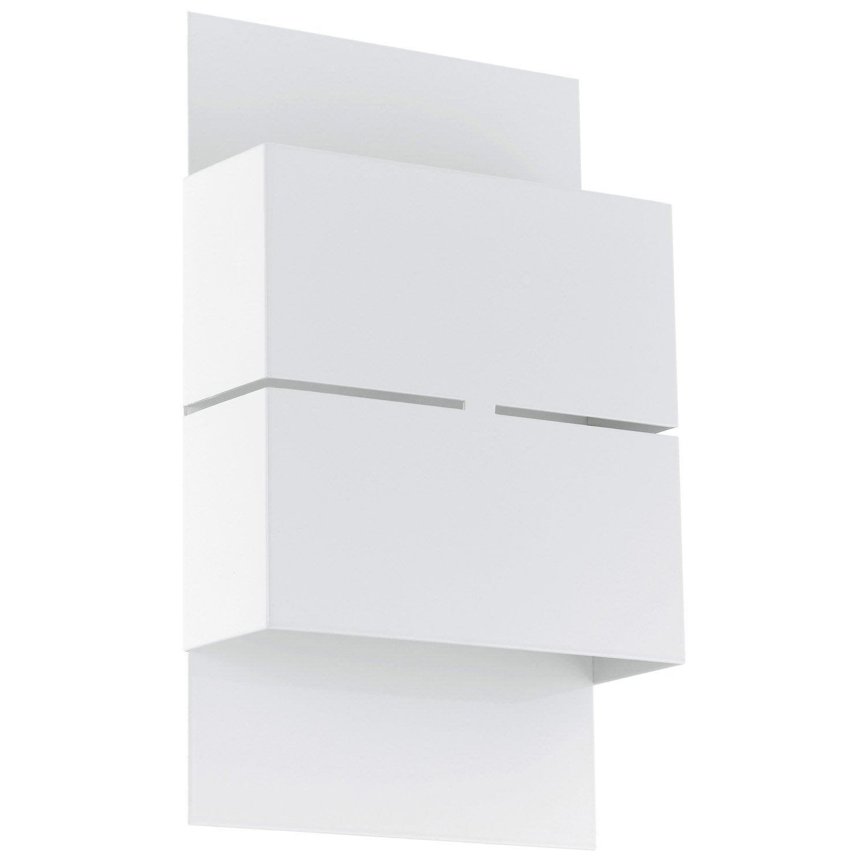 applique ext rieure kibea led int gr e 360 lm blanc. Black Bedroom Furniture Sets. Home Design Ideas
