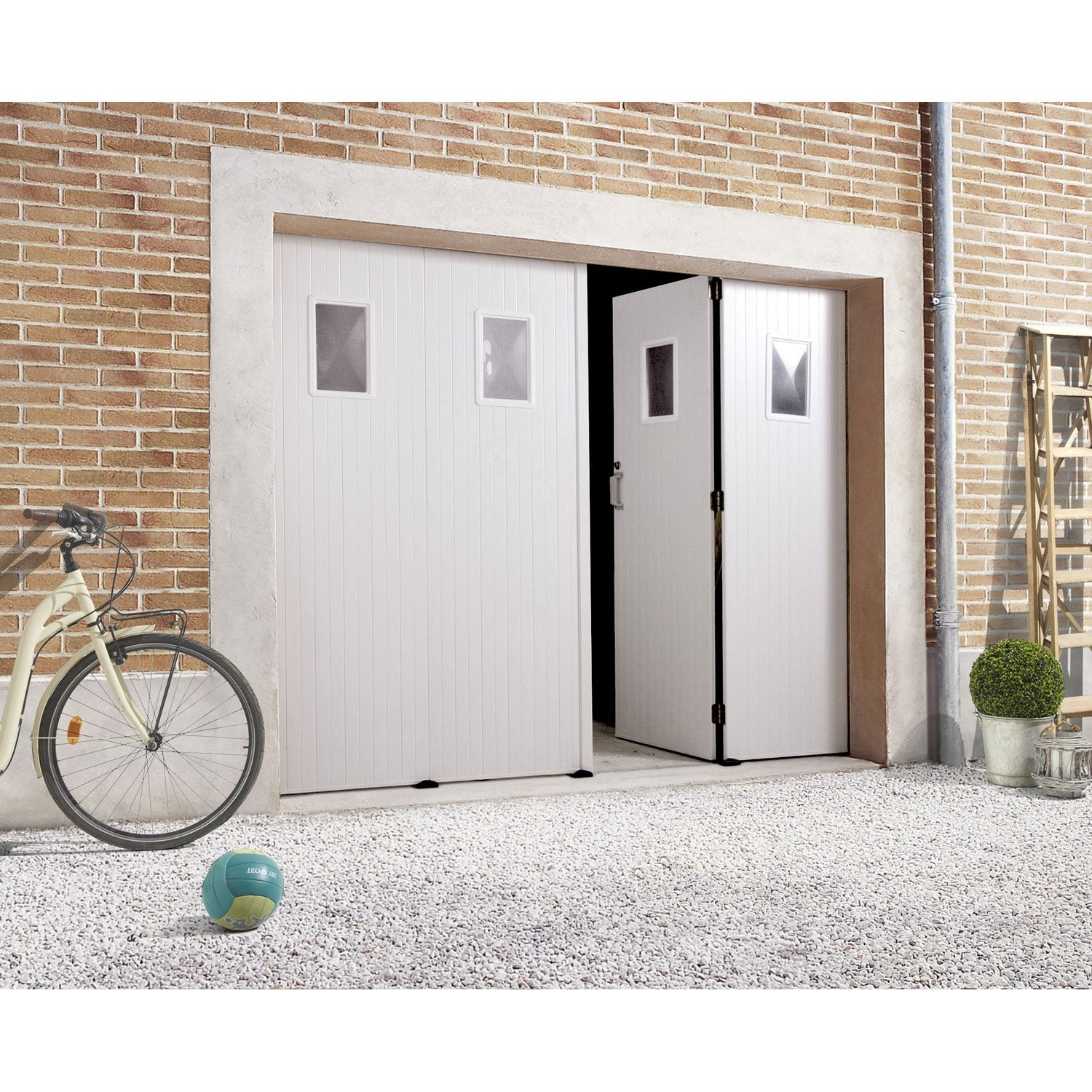 Amenagement garage leroy merlin pm94 jornalagora for Ouverture de garage