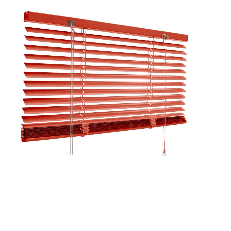 store v nitien aluminium rouge rouge n 3 x cm leroy merlin. Black Bedroom Furniture Sets. Home Design Ideas