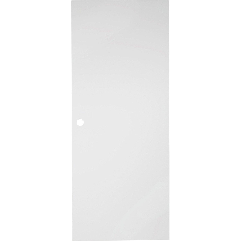 Porte coulissante lily 224 x 93 cm leroy merlin - Porte coulissante pleine ...