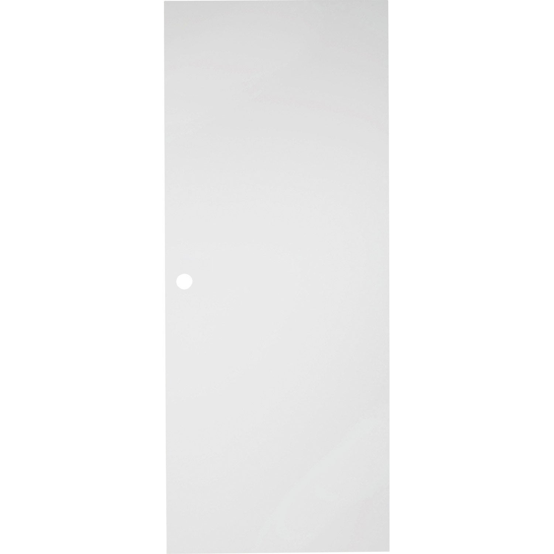 Porte coulissante lily 224 x 73 cm leroy merlin for Porte coulissante 73 cm