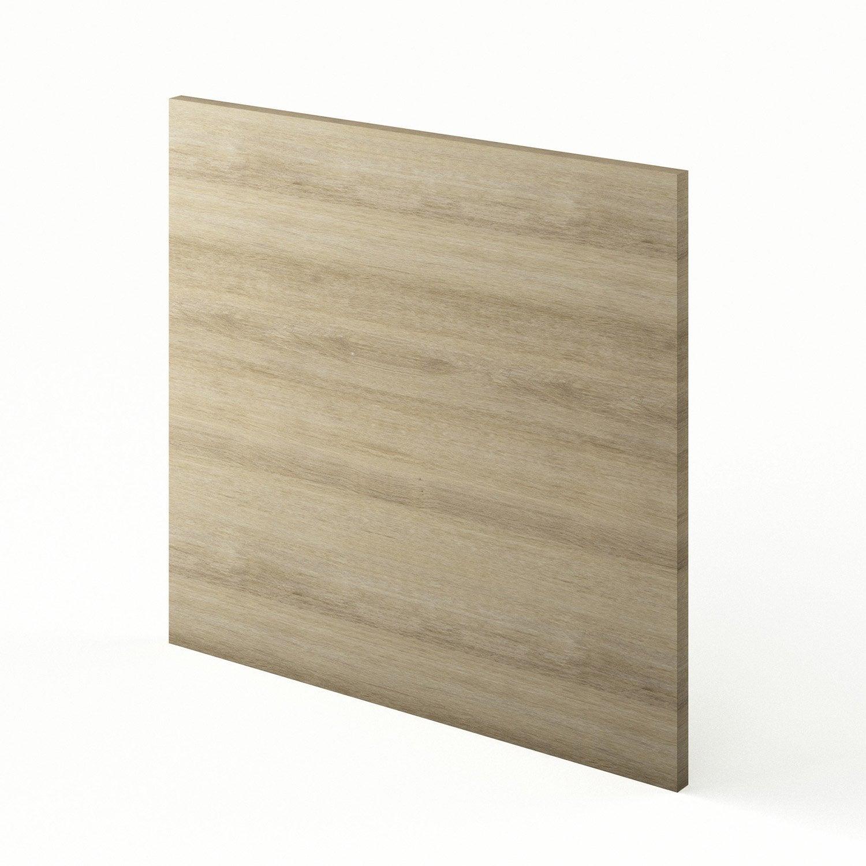Porte Pour Lave Vaisselle Int Grable D Cor Ch Ne Blanchi Graphic L60xh55cm Leroy Merlin