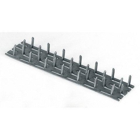 platine pointes galvanis gah alberts 127x38 mm leroy merlin. Black Bedroom Furniture Sets. Home Design Ideas