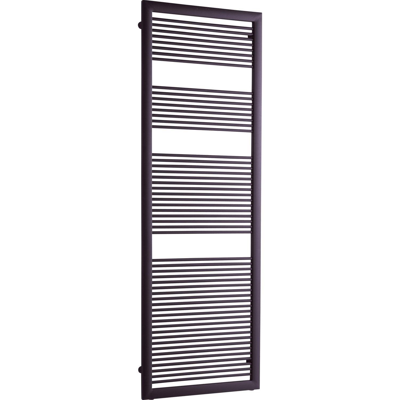 s che serviettes eau chaude acier irsap like bleu violet. Black Bedroom Furniture Sets. Home Design Ideas