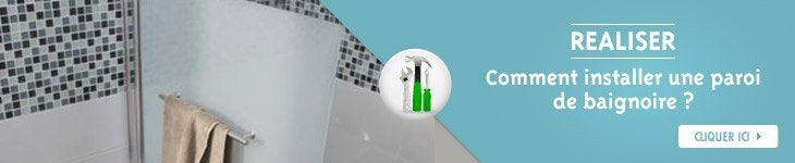 1 ma salle de bains en 3d 2 comment installer une paroi de. Black Bedroom Furniture Sets. Home Design Ideas