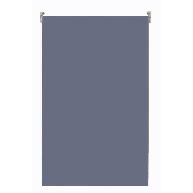 store enrouleur occultant polyester inspire gris zingu n. Black Bedroom Furniture Sets. Home Design Ideas