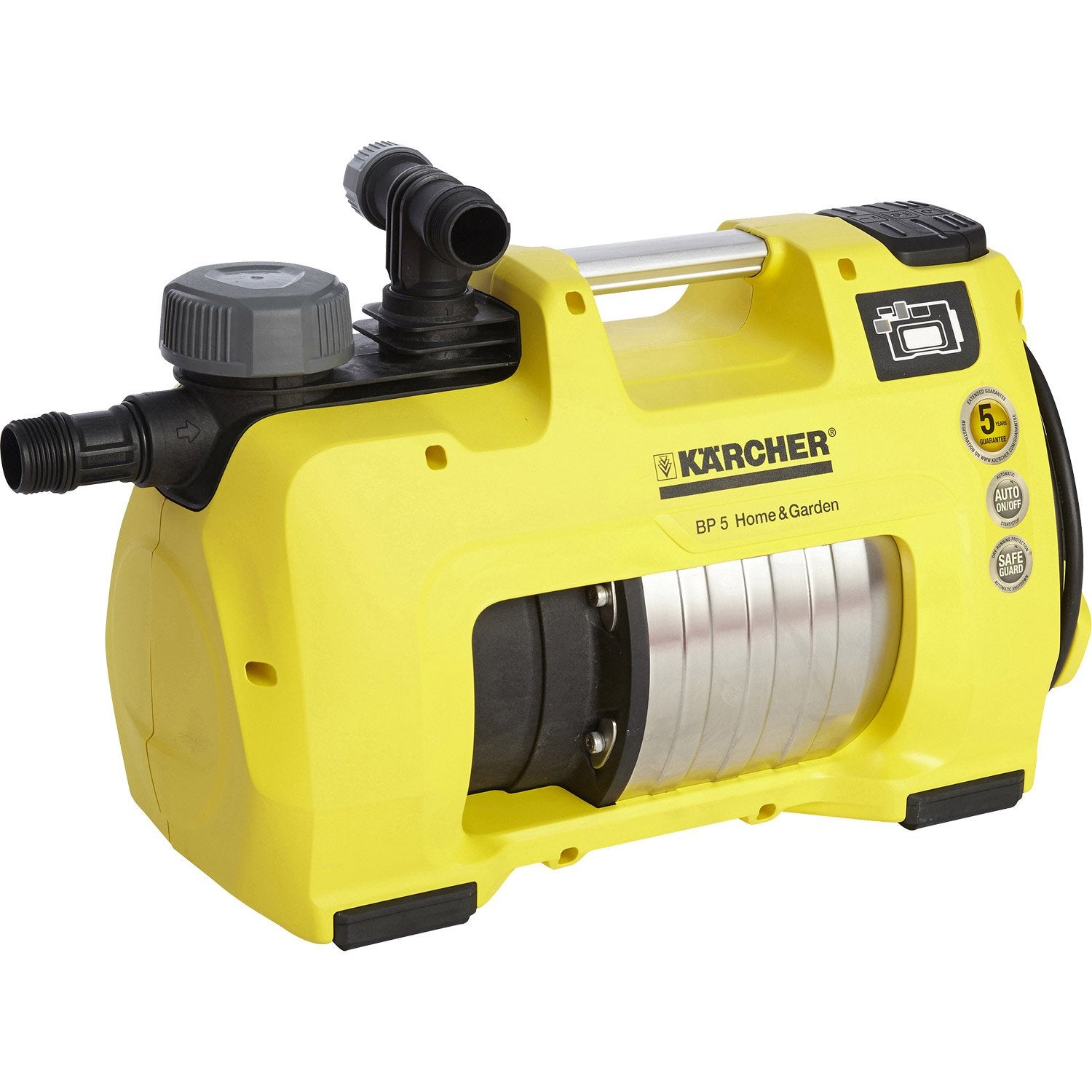 Pompe arrosage automatique karcher bp5 home and garden - Leroy merlin karcher ...