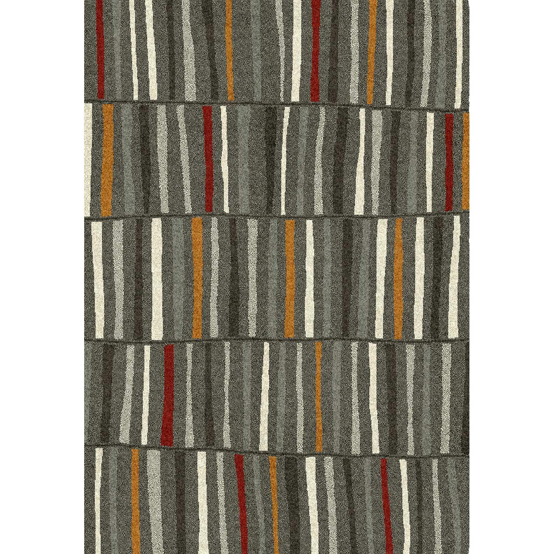 Tapis multicolore Matis, l.160 x L.230 cm : Leroy Merlin