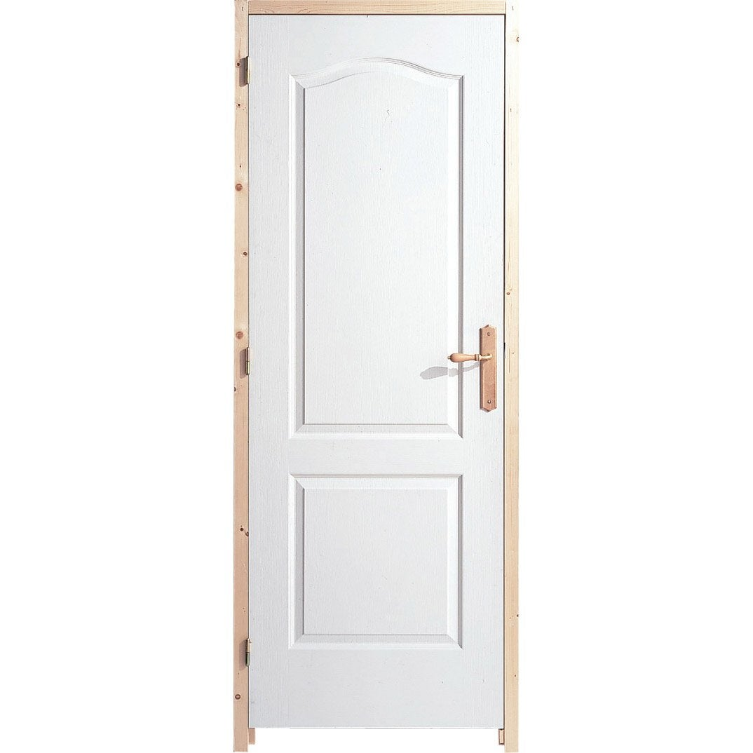 Bloc porte acoustique postform x cm leroy merlin for Porte 63 cm lapeyre