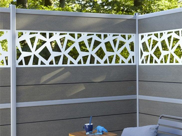 lame composite pour portail. Black Bedroom Furniture Sets. Home Design Ideas