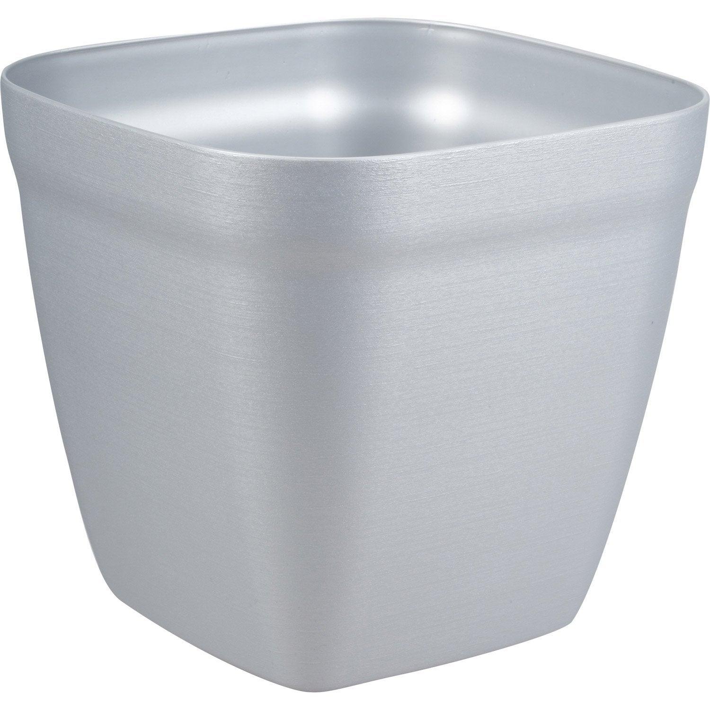 Bac polypropyl ne r serve d 39 eau bhr x x cm aluminium leroy merlin - Bac a reserve d eau ...