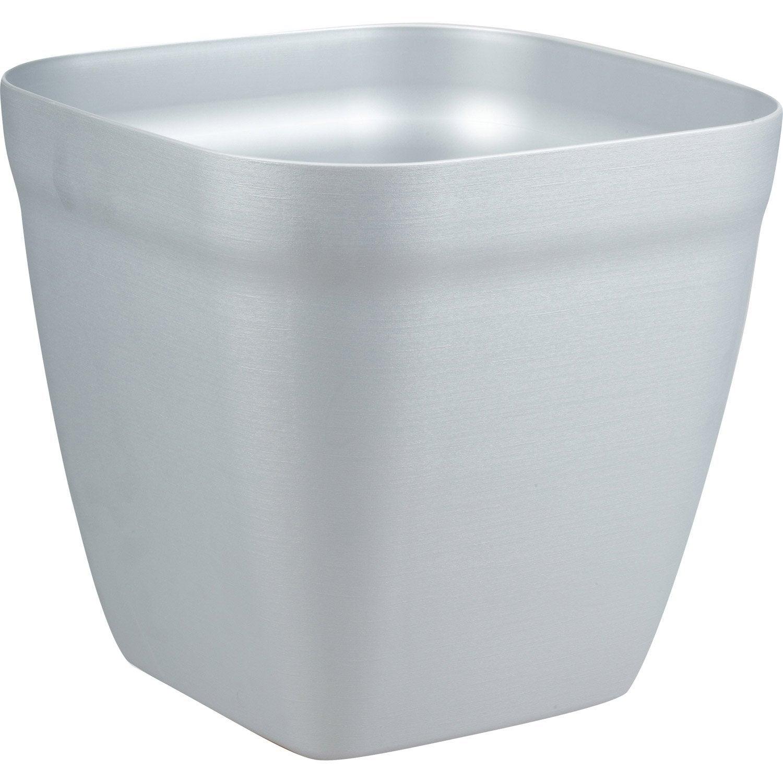 bac r serve d 39 eau bhr x x cm aluminium. Black Bedroom Furniture Sets. Home Design Ideas