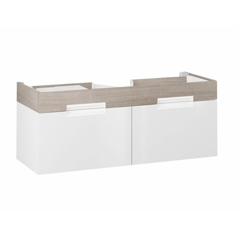 meuble sous vasque gris maison design. Black Bedroom Furniture Sets. Home Design Ideas