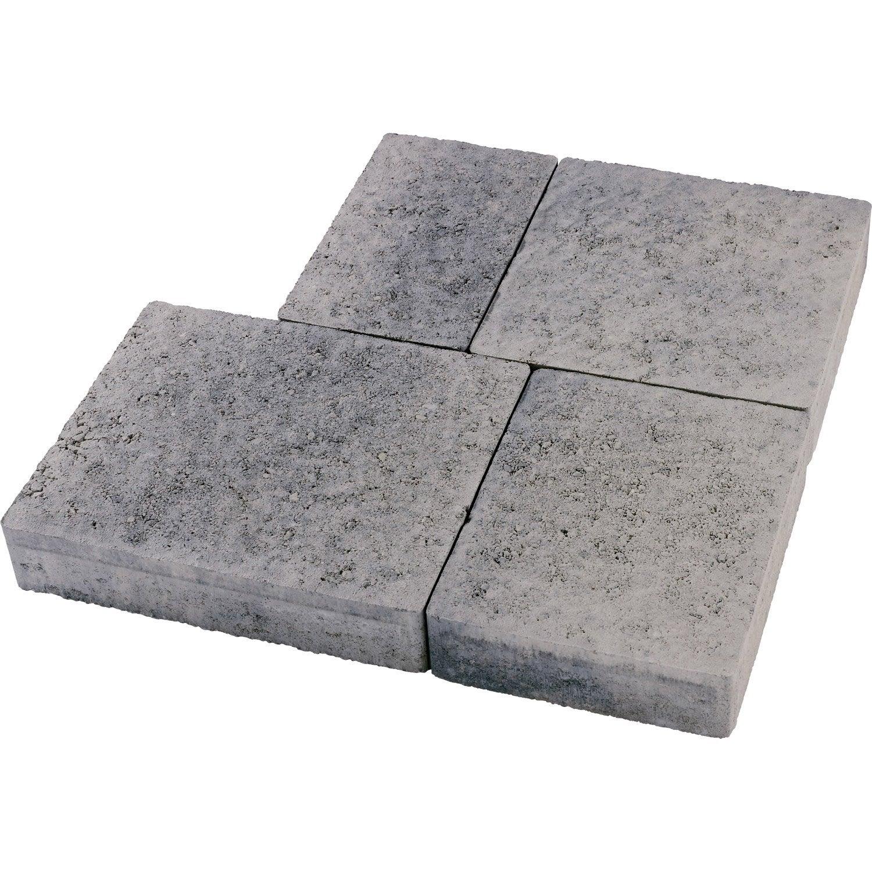 pav b ton colis e gris nuanc 25x15 25x20 25x25. Black Bedroom Furniture Sets. Home Design Ideas