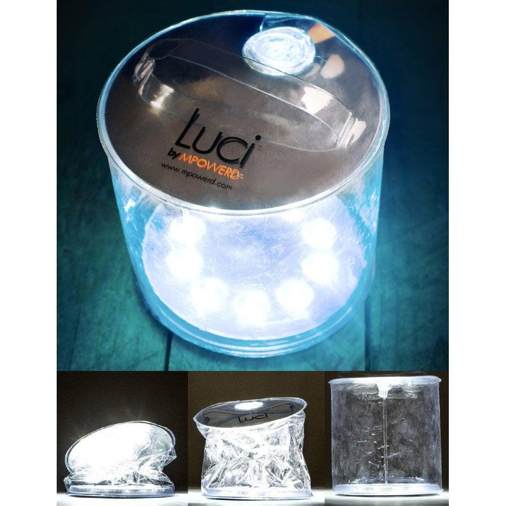 lanterne solaire luci original leroy merlin. Black Bedroom Furniture Sets. Home Design Ideas