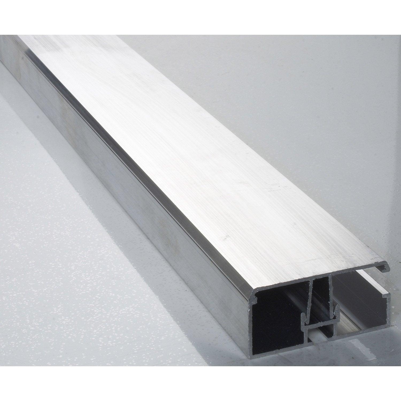 Profil obturateur aluminium leroy merlin - Regel alu leroy merlin ...