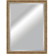 Miroir Tradition, rouge, l.80 x H.110 cm