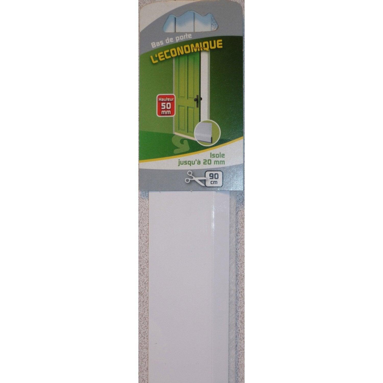 bas de porte adh sif brosse ellen cm blanc leroy merlin. Black Bedroom Furniture Sets. Home Design Ideas
