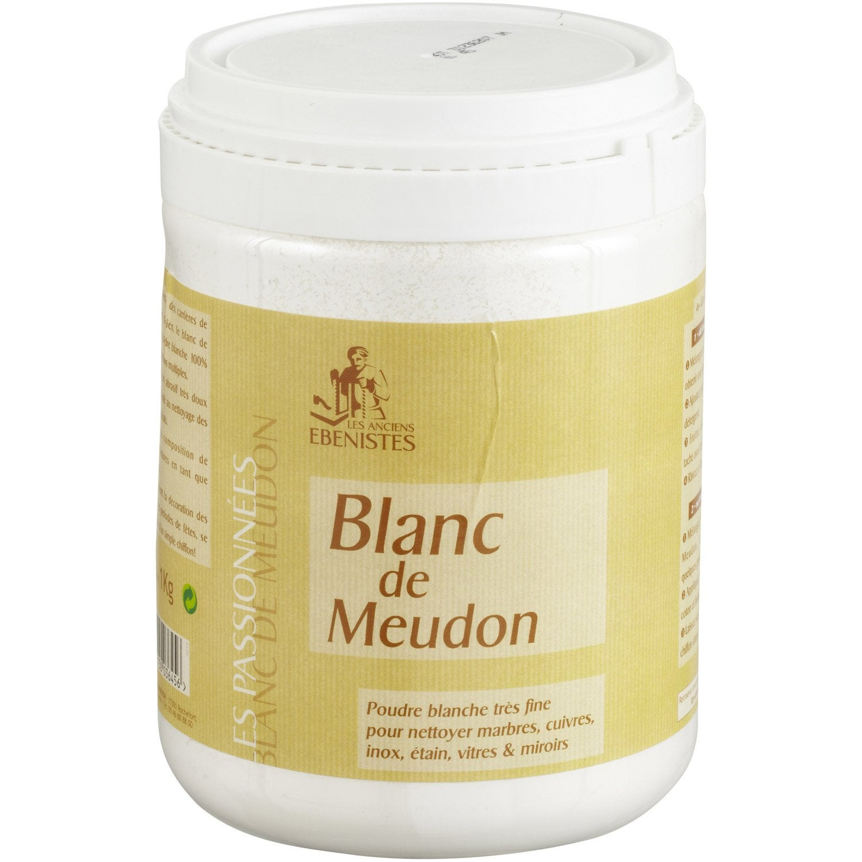 Blanc de meudon pigment les anciens ebenistes 1 kg leroy merlin - Enduit chaux leroy merlin ...