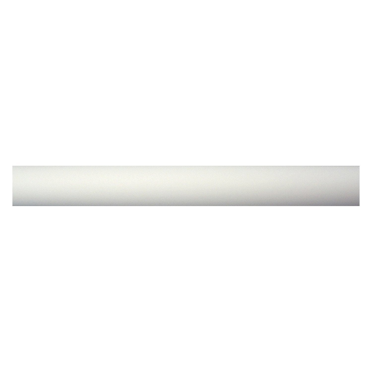 Tringle rideau cosy blanc satin 250 cm inspire leroy - Tringle a rideau leroy merlin ...