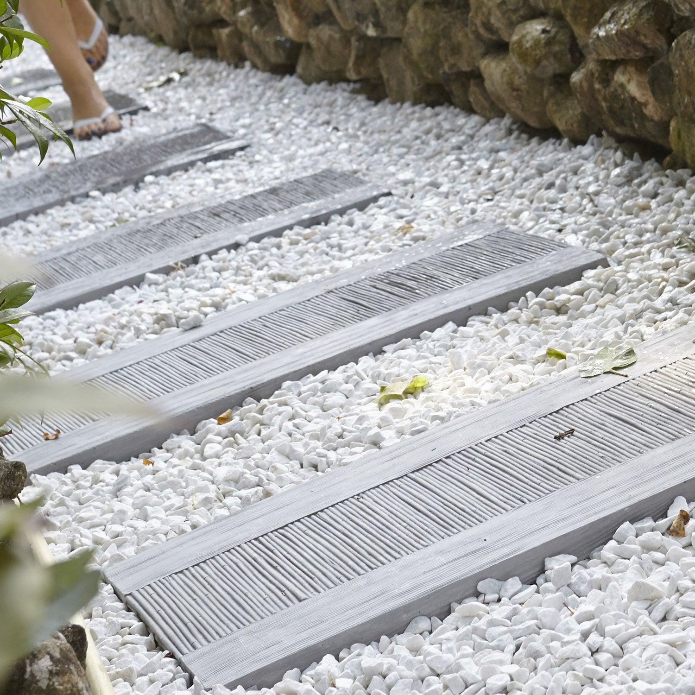 Pas japonais , Traverse , Allée de jardin | Leroy Merlin