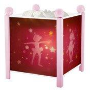 Lampe Ballerines, plastique rose, 10 W