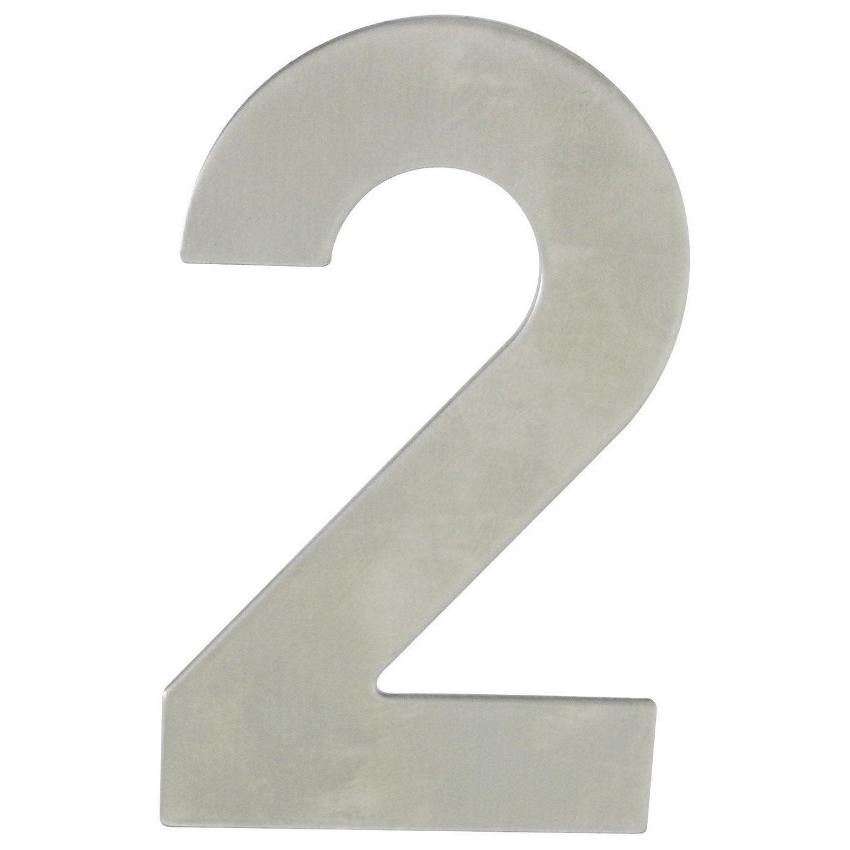 Assez Signalétique extérieure, numéro de porte, lettre - Panneau  JP64