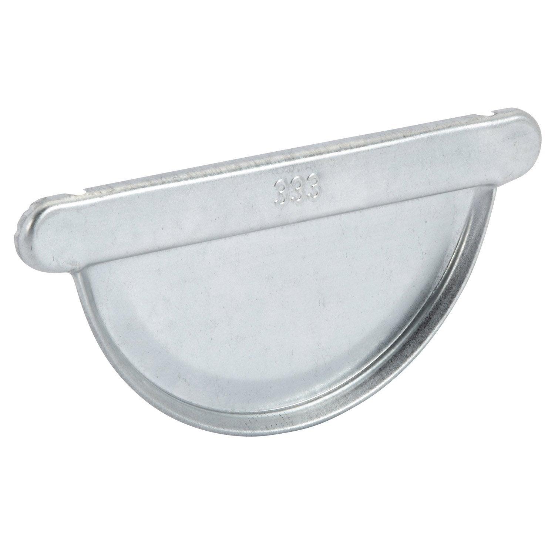 talon embo table galep acier galvanis gris scover plus. Black Bedroom Furniture Sets. Home Design Ideas