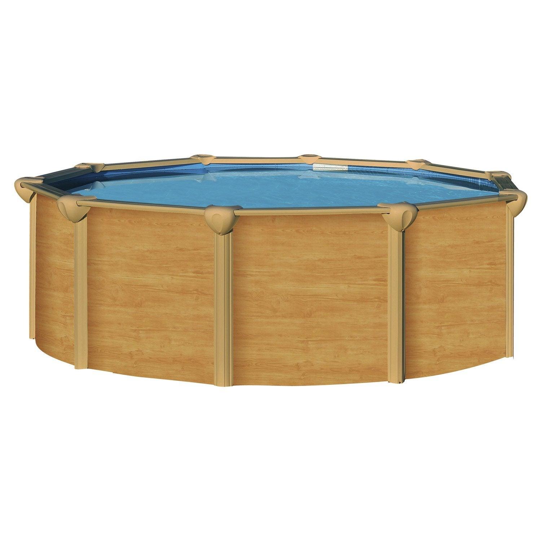 piscine hors sol metal trigano 5 85 x 1 32m