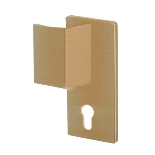 poign e pali re droite pour serrures multipoint en applique thirard or leroy merlin. Black Bedroom Furniture Sets. Home Design Ideas