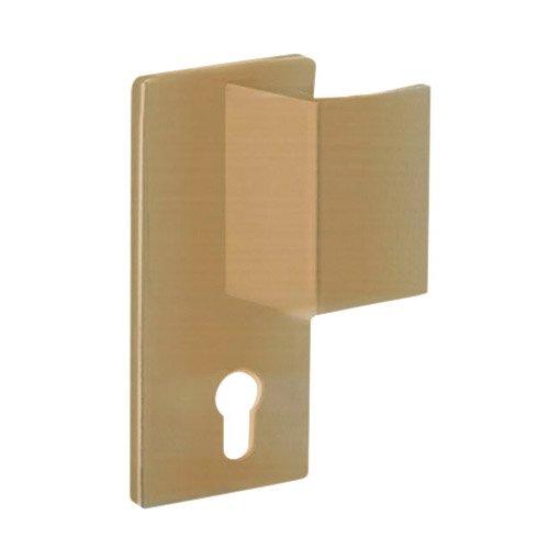 poign e pali re gauche pour serrures multipoint en applique thirard or leroy merlin. Black Bedroom Furniture Sets. Home Design Ideas
